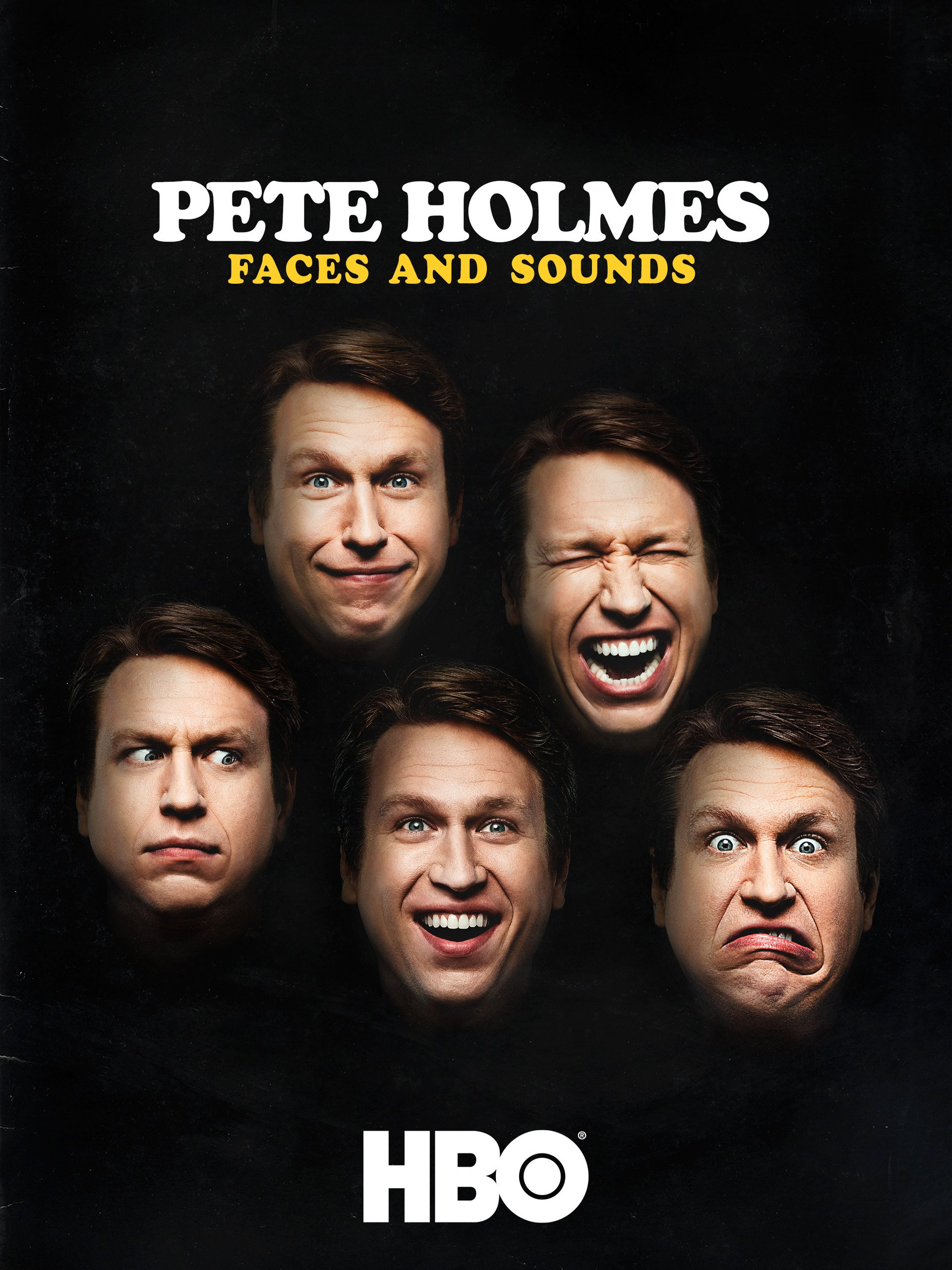 Amazon.com: Pete Holmes: Faces and Sounds: Pete Holmes, Marcus Raboy ...