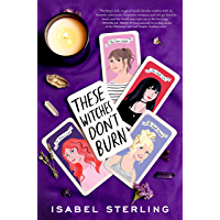These Witches Don't Burn book cover