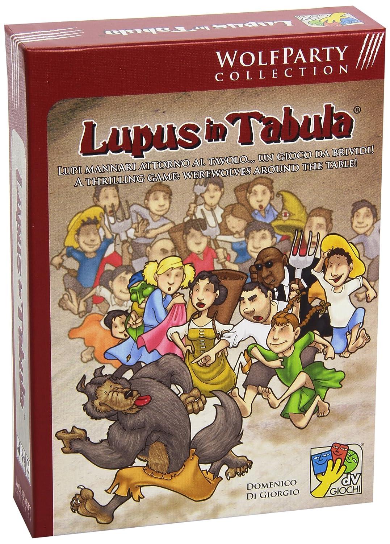 Lupus in Tabula dV Giochi DVG9200