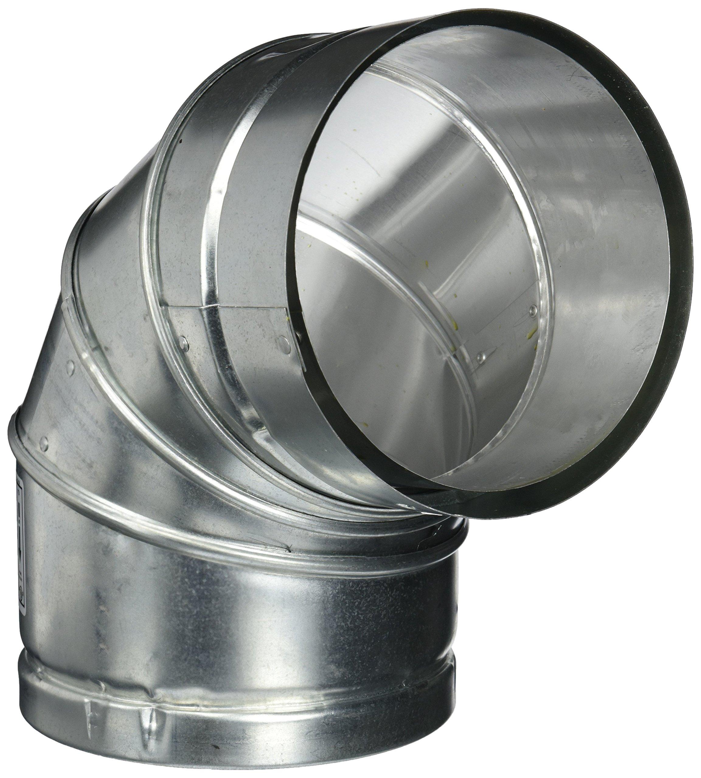 SELKIRK CORP 106230 Adjustable 90DEG Elbow, 6-Inch