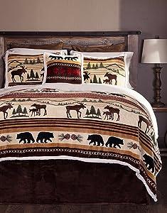 Carstens Hinterland 5 Piece Bedding Set, King