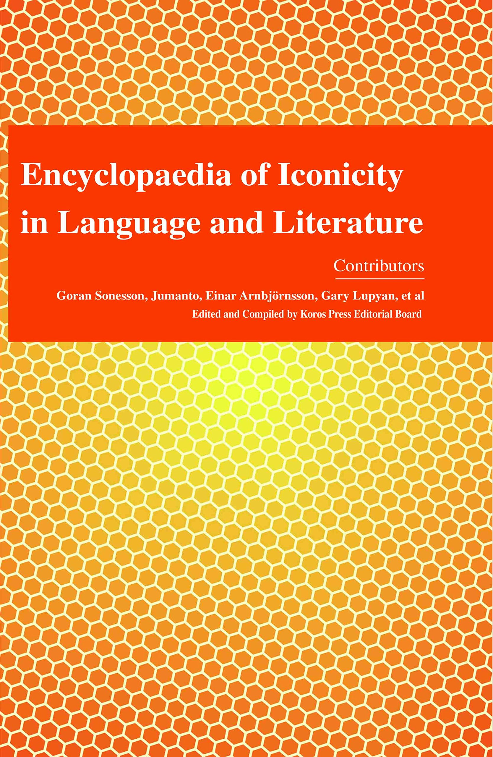 Encyclopaedia of Iconicity in Language and Literature pdf epub