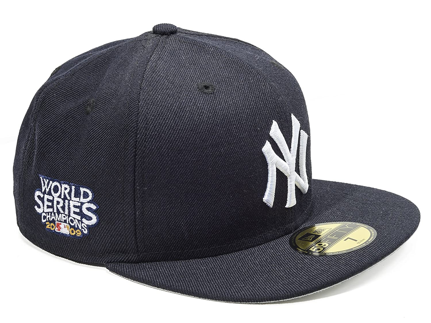 4e504c228a1 ... coupon code for new era 59fifty new york yankees fitted hat cap 2009 world  series side