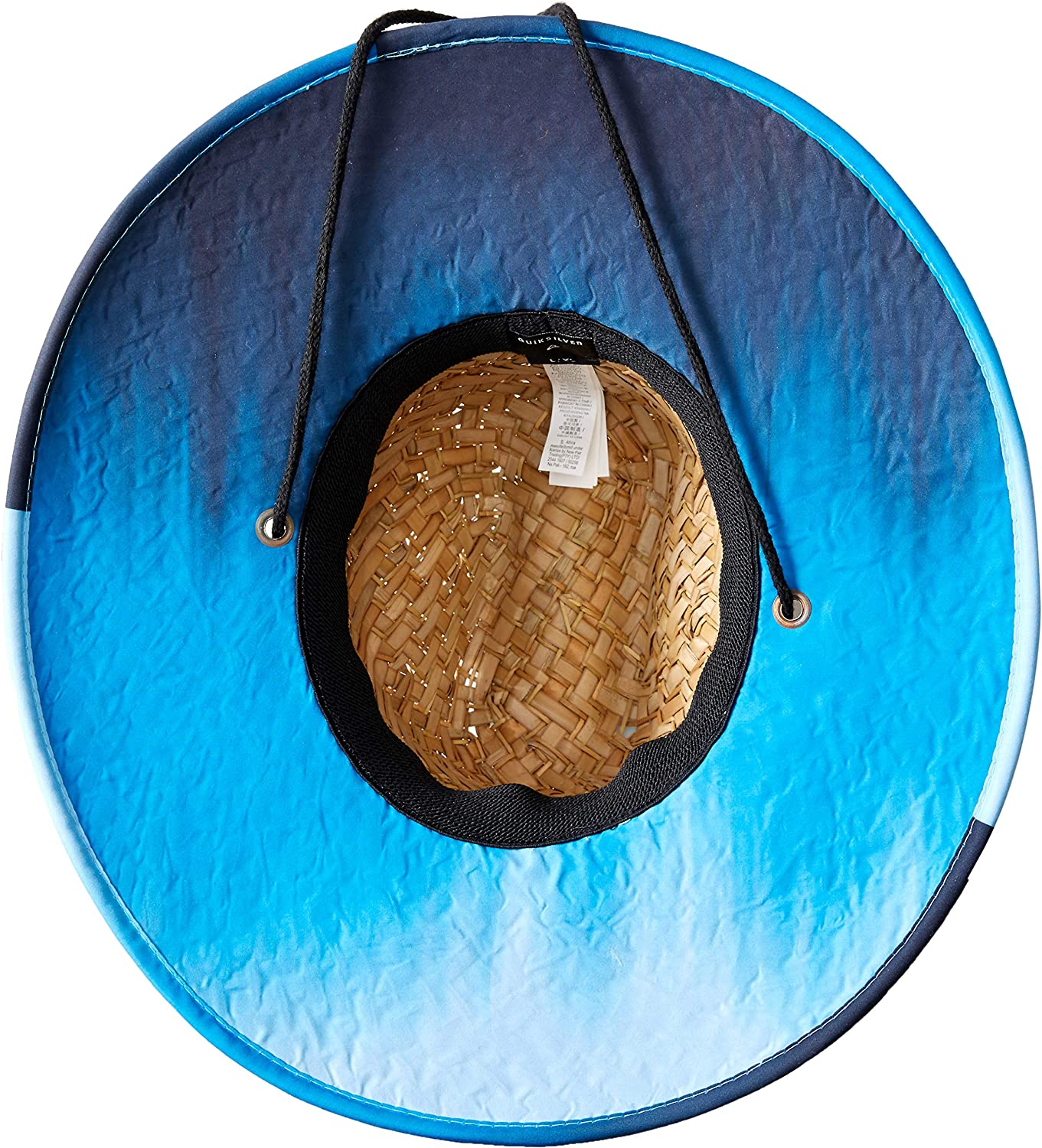 Quiksilver Mens Outsider Straw Sun Protection Hat