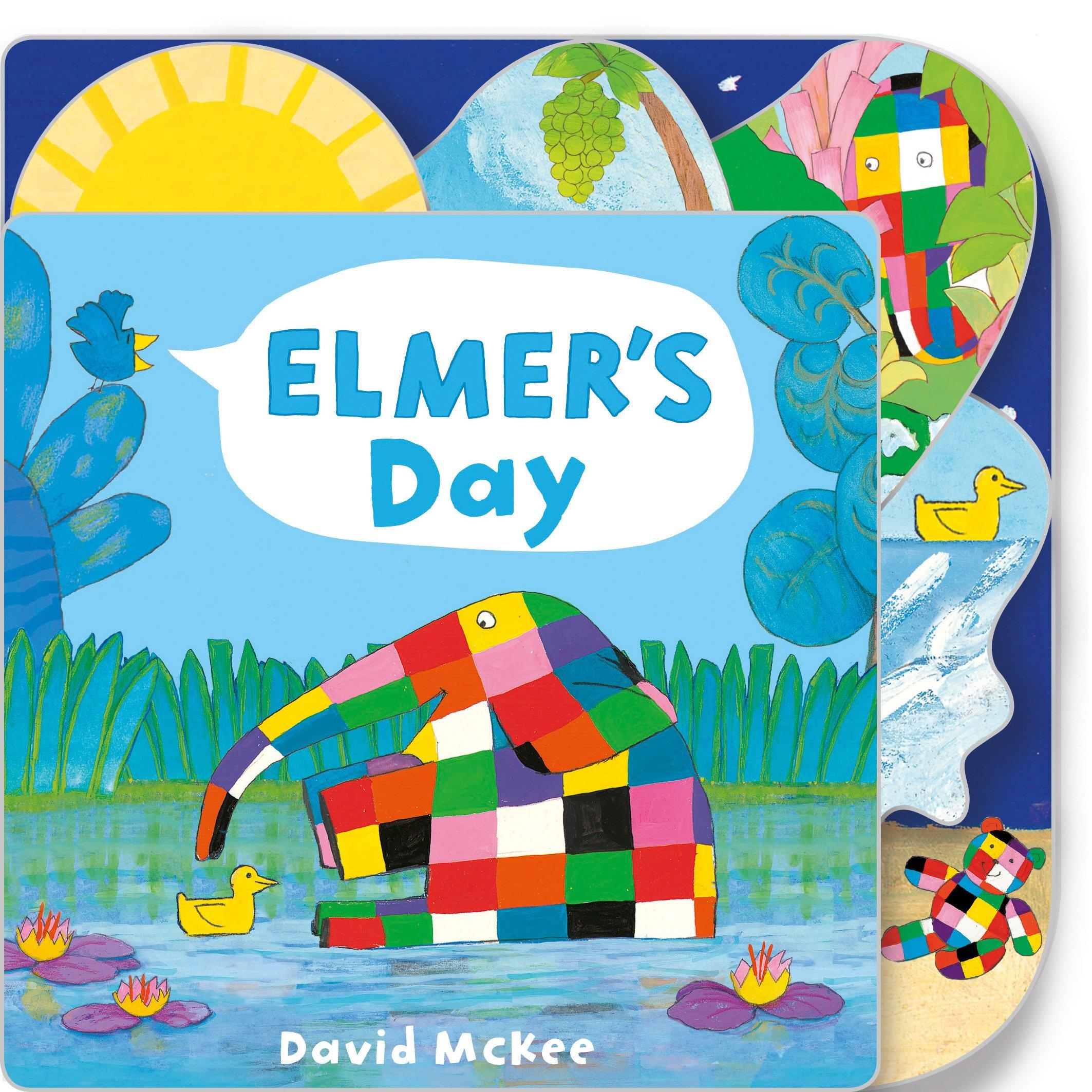 Elmer's Day (Elmer series) pdf epub