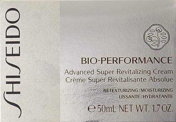 Shiseido Bio-Performance Advanced Super Revitalizing Cream 50ml: Amazon.es: Belleza
