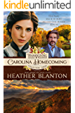 Carolina Homecoming: A Romance Inspired by the Book of Ruth (Thanksgiving Books and Blessings Collection Three 1)