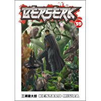 Berserk Volume 39 book cover