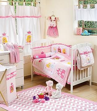 Set 28 11-teiliges Bettwäsche Set mit Moskitonetz