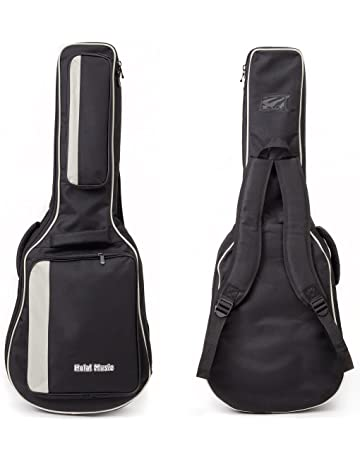 3a6ccb1921 Acoustic and Classical Guitars Gig Bag 3/4 Size (36 inch) by Hola