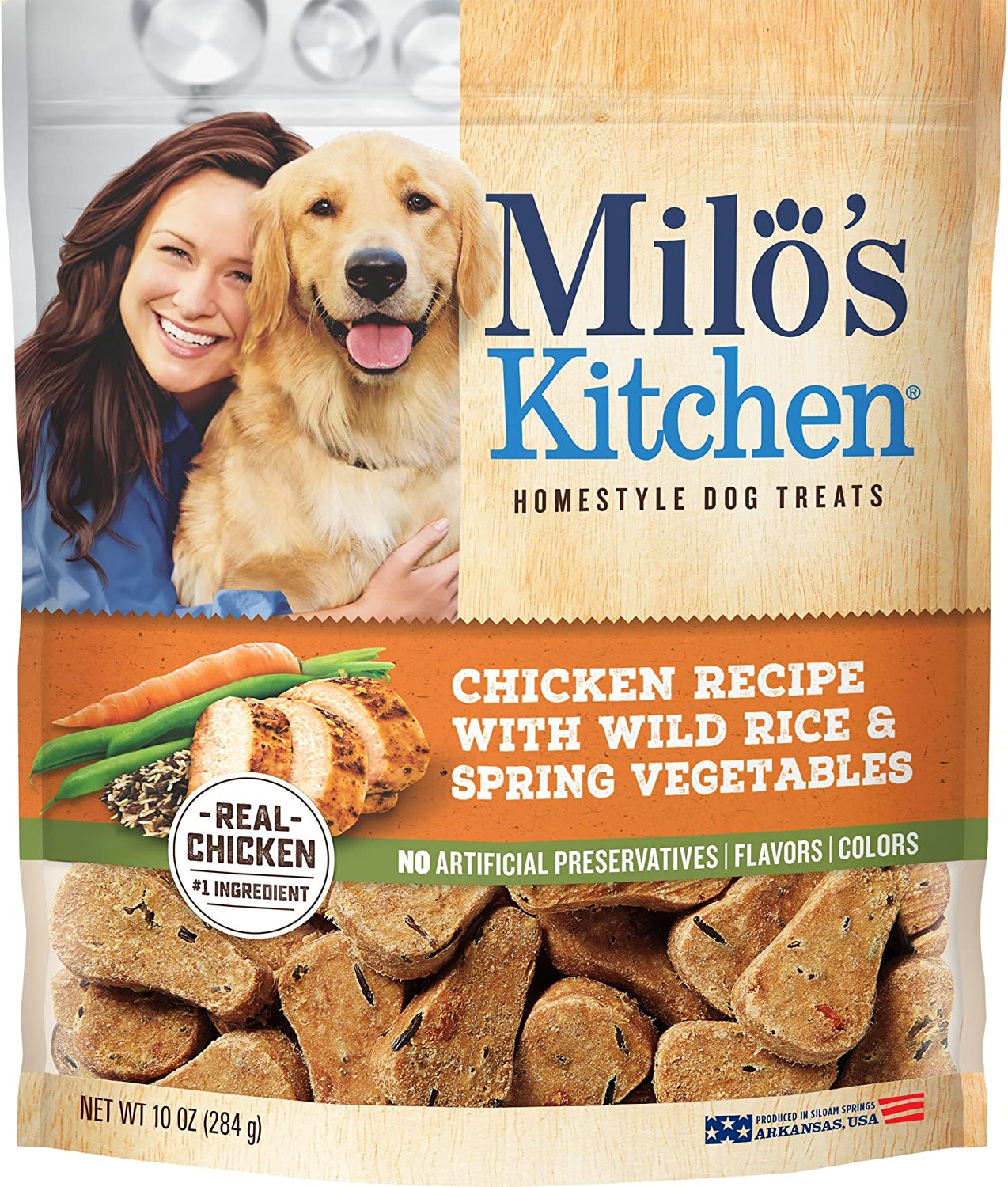 Milo s Kitchen Dog Treats