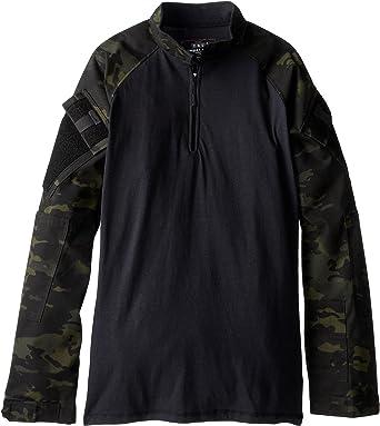Tru-Spec Multicam//Coyote 1//4 Zip short Sleeve Combat Shirt