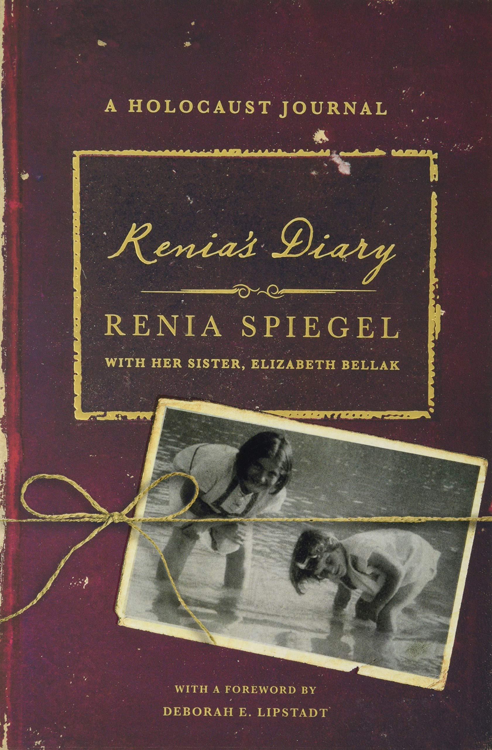 Renia S Diary A Holocaust Journal Spiegel Renia 9781250258120 Amazon Com Books
