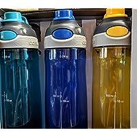 Contigo AUTOSPOUT Technology Leak & Spill-Proof Water Bottles