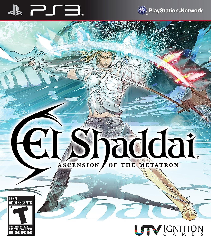Amazon.com: El Shaddai: Ascension of the Metatron - Xbox 360 ...