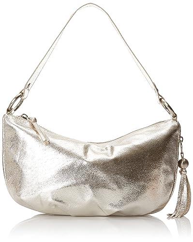 Amazon.com: HOBO Phoebe Shoulder Hobo Shoulder Bag, Metallic, One ...