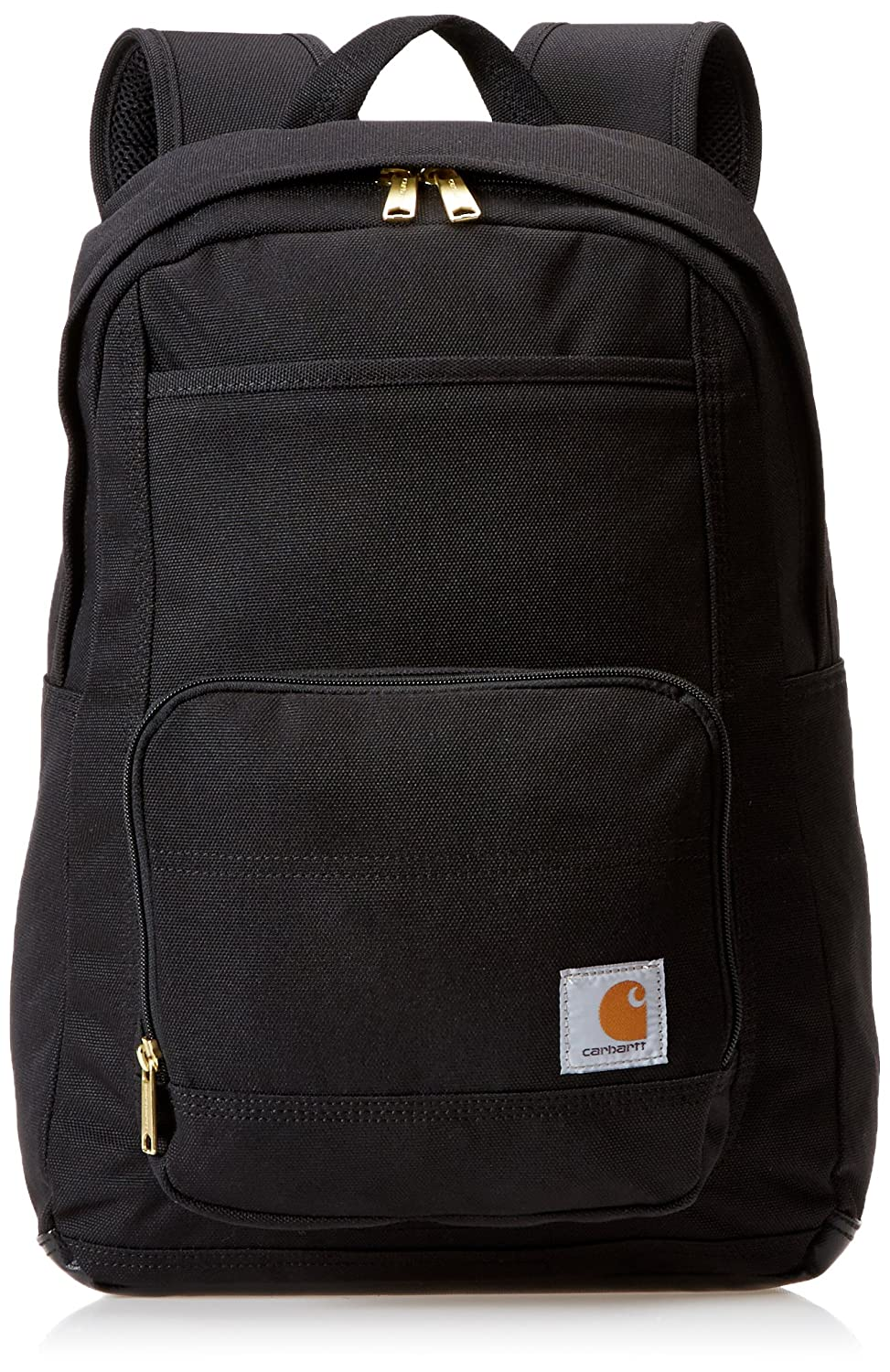 Carhartt Legacy Classic Work Backpack with Padded Laptop Sleeve, Black 5HORI 19032501