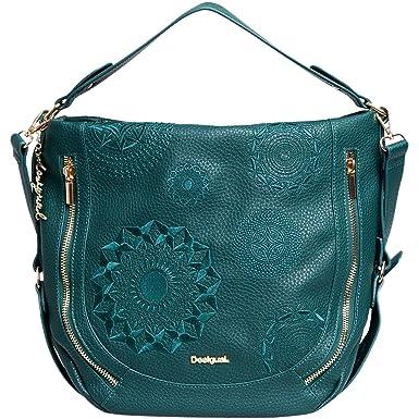 4ab1867fd0 Desigual Handbags Bols Marteta Alexa 79 57x50W7 4080 Women s Purse ...