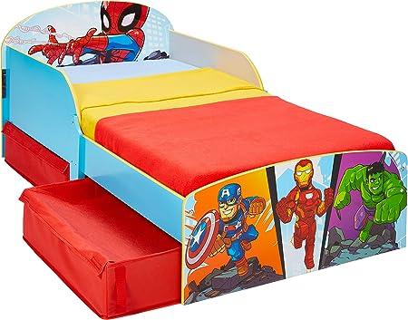 Perfecto para la mudanza de la cuna a la primera cama correcta; un absoluto atractivo en cualquier h