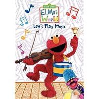 Elmo's World: Let's Play Music