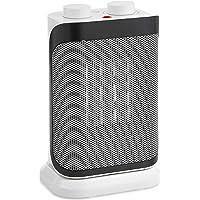 VonHaus Mini Calefactor PTC Oscilante de Cerámica 750
