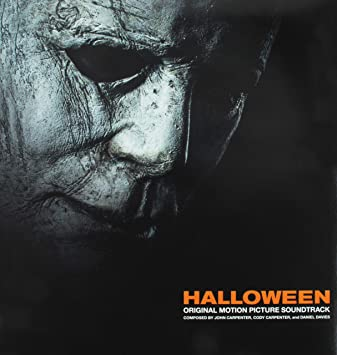 0731749fd16e Halloween (Australian Exclusive Orange/Black Vinyl) [VINYL]: Amazon ...