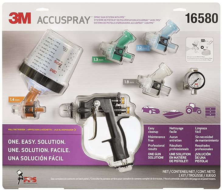 3M Accuspray Spray Gun System