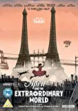 April And The Extraordinary World [DVD] [2016]