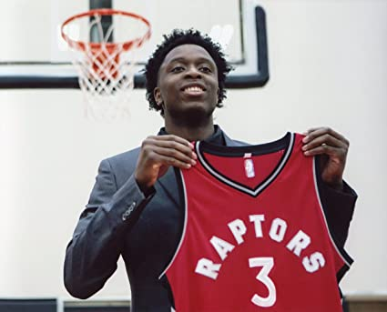 Amazon.com   OG ANUNOBY TORONTO RAPTORS 8X10 SPORTS ACTION PHOTO (HH)    Everything Else 7d8ab767a