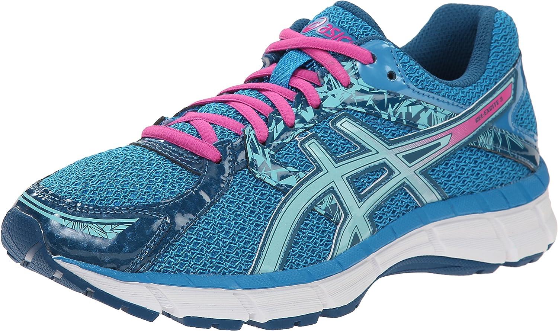 ASICS - Zapatillas de mujer para correr Gel-Excite 3: Asics: Amazon.es: Zapatos y complementos