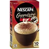 NESCAFÉ Cappuccino Decaf 10 Pack