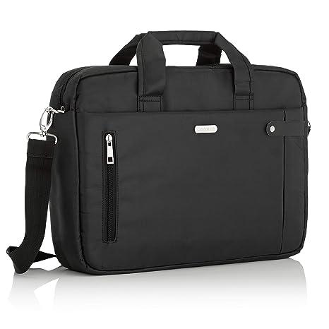 Jornize - Maletín para Ordenador Portátil de 15.6 Pulgadas Compatible con Portátiles y tabletas, MacBook