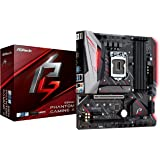 ASRock B365M Phantom Gaming 4 LGA1151/ Intel B365/ DDR4/ Quad CrossFireX/ SATA3&USB3.1/ M.2/ A&GbE/MicroATX Motherboard