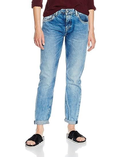 Pepe Jeans Women's Vagabond Jeans, Blue (Denim 000-k60), ...