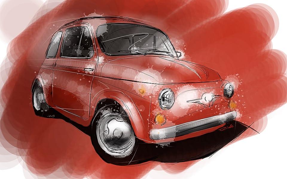 classic car art kalender by reinhold art s wandkalender. Black Bedroom Furniture Sets. Home Design Ideas