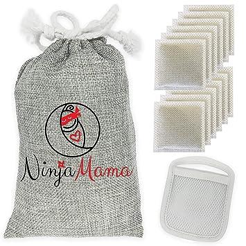 Amazon.com: Ninja Mama bebé desodorizantes para cubeta de ...
