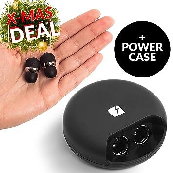 455877385a4a83 NOVA True Wireless Earbuds With Power Case 2 in 1 - In-Ear Mini Bluetooth