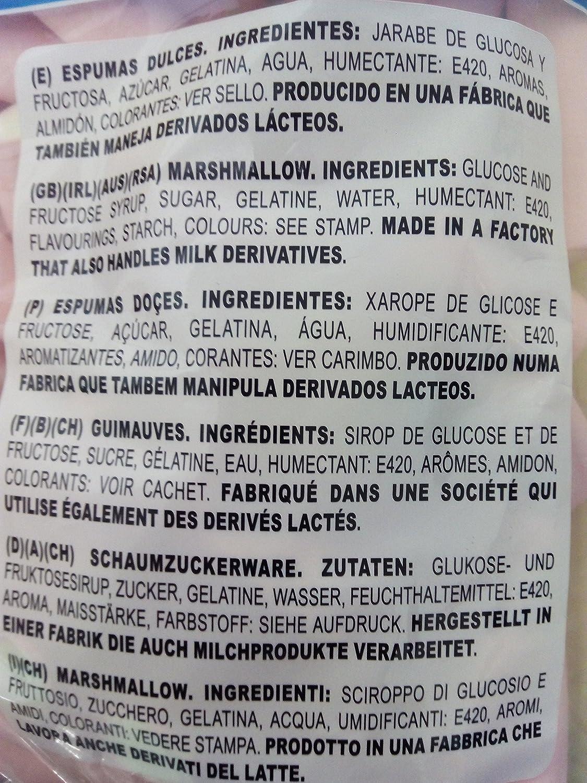 Sonpó Online - Pack FSA2 - Pack de golosinas y dulces distribuido por Frutos Secos Azaña - Bolsas de 1 kilo - Ideal para fiestas y eventos: Amazon.es: ...