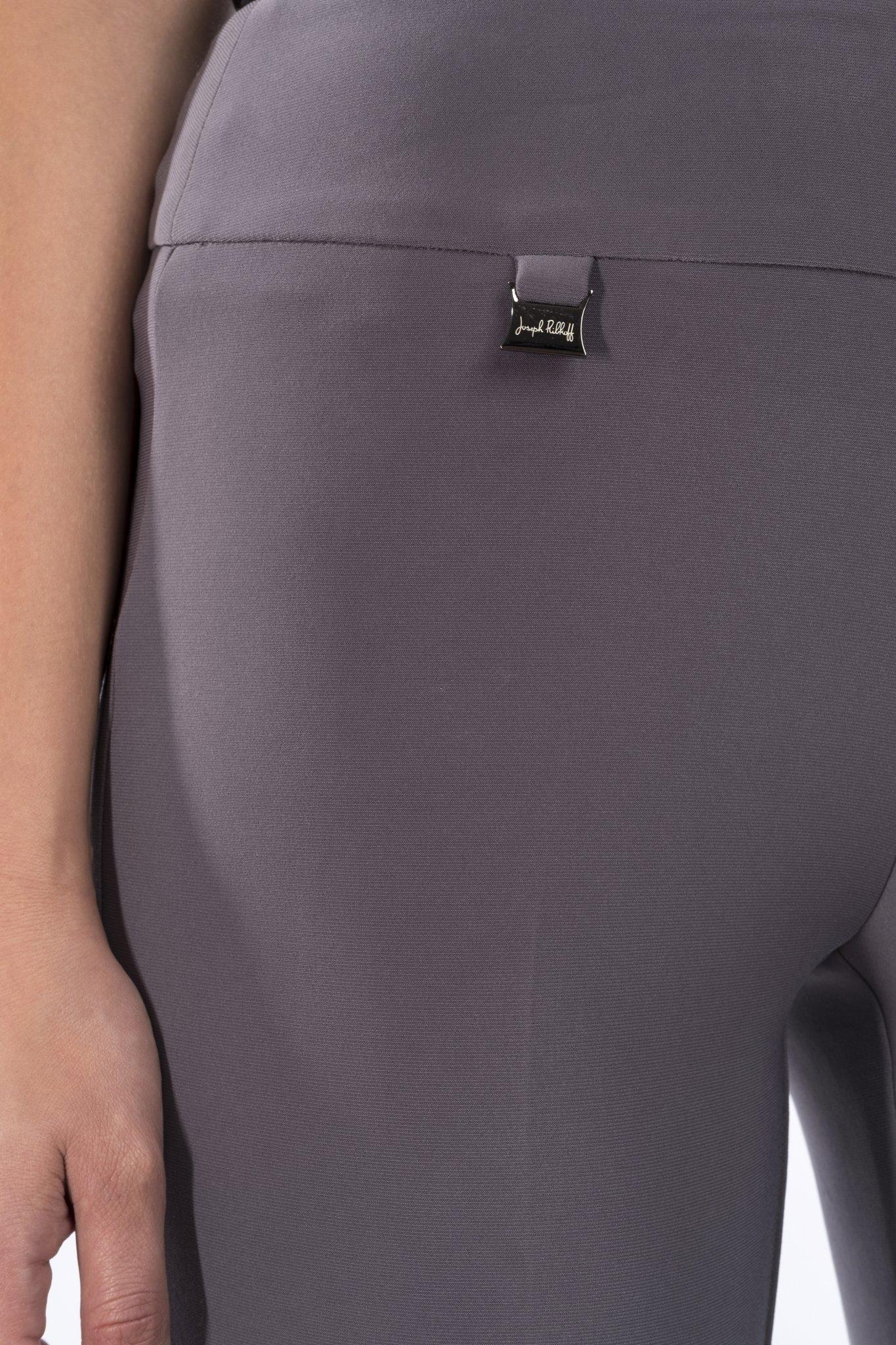 Joseph Ribkoff Ankle Length Wide Waistband Tailored Pant Zipperless - Style 144092 - Size 18 by Joseph Ribkoff (Image #4)