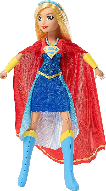 Mattel DC Super Hero Girls Intergalactic Gala SuperGirl 2016 New in Box