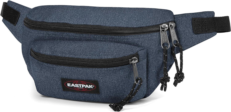 Eastpak Doggy Bag Sac banane, 27 cm, 3 L, Bleu (Double Denim)