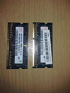 Hynix 2GB 2Rx8 PC3-8500S-7-10-F2 Laptop RAM Memory for
