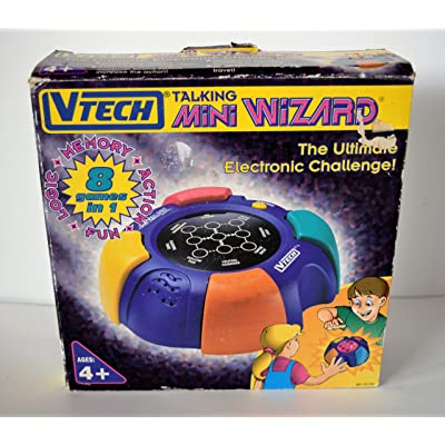 Vtech Talking Mini Wizard: Toys & Games