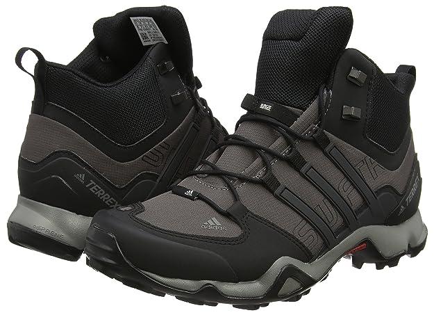 adidas Terrex Swift R Mid Schuhe Men granite core black