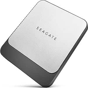 """Seagate - Disco Duro Externo de Estado sólido (3.5""""), 1 TB"""