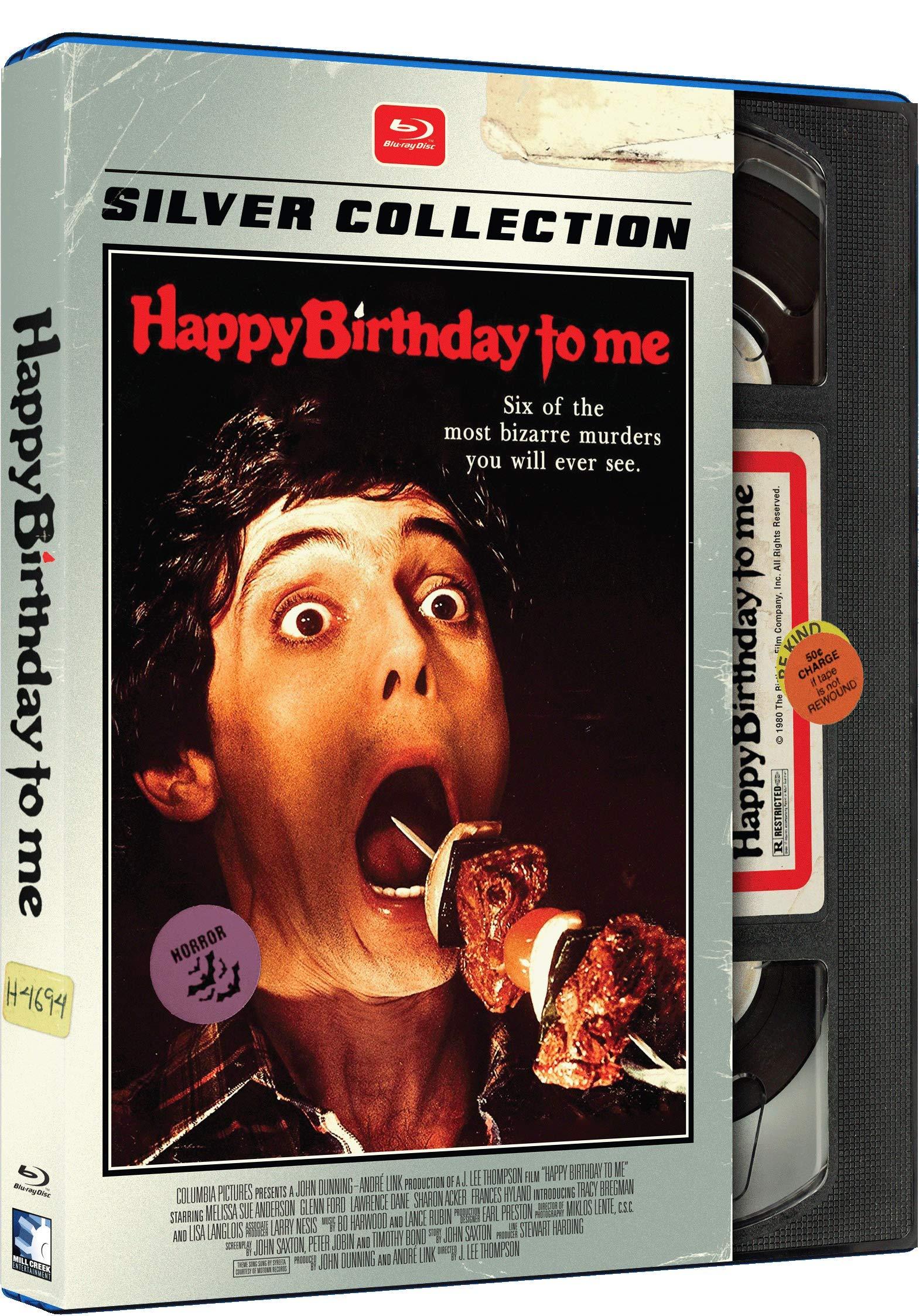 Blu-ray : Happy Birthday To Me (Blu-ray)