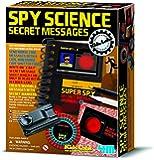4M Spy Science Secret Message Kit