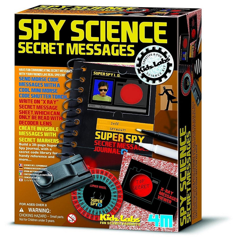 4M - Secret Messages (004M3295) 4131