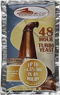 FERMFAST 48 Hour Turbo Yeast 243G Packet
