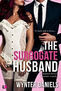 The Surrogate Husband (The Hamilton Sisters)